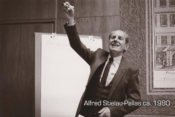 Alfred R. Stielau-Pallas ca. 1980
