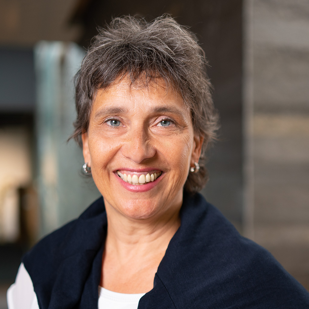 Petra Wackerle - Seminarleiterin der PALLAS-Seminare
